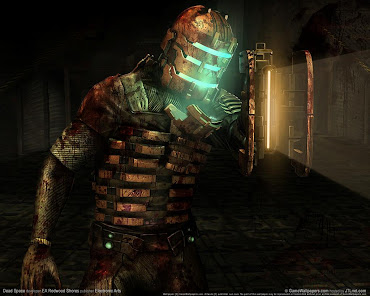 #39 Dead Space Wallpaper