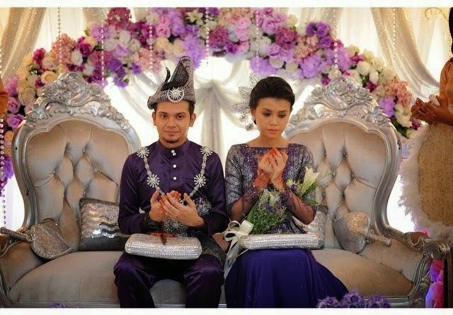 Gambar Pernikahan Perkahwinan Mon Ryanti 58 Gambar