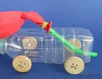 Поделки машинки из пластиковых бутылок своими руками