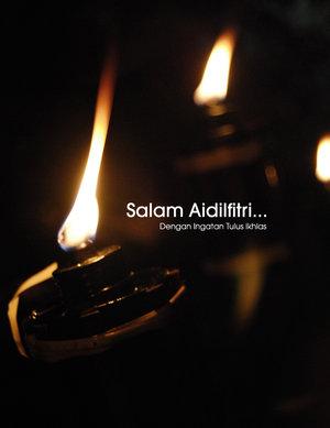 TAHUN 2011 ~ AIDILFITRI DAN MERDEKA DI SAMBUT SERENTAK