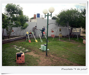 "Plazoleta ""9 de julio"""