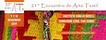 21° Encuentro de Arte Textil
