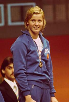 Kornelia Ender, Montreal 1976