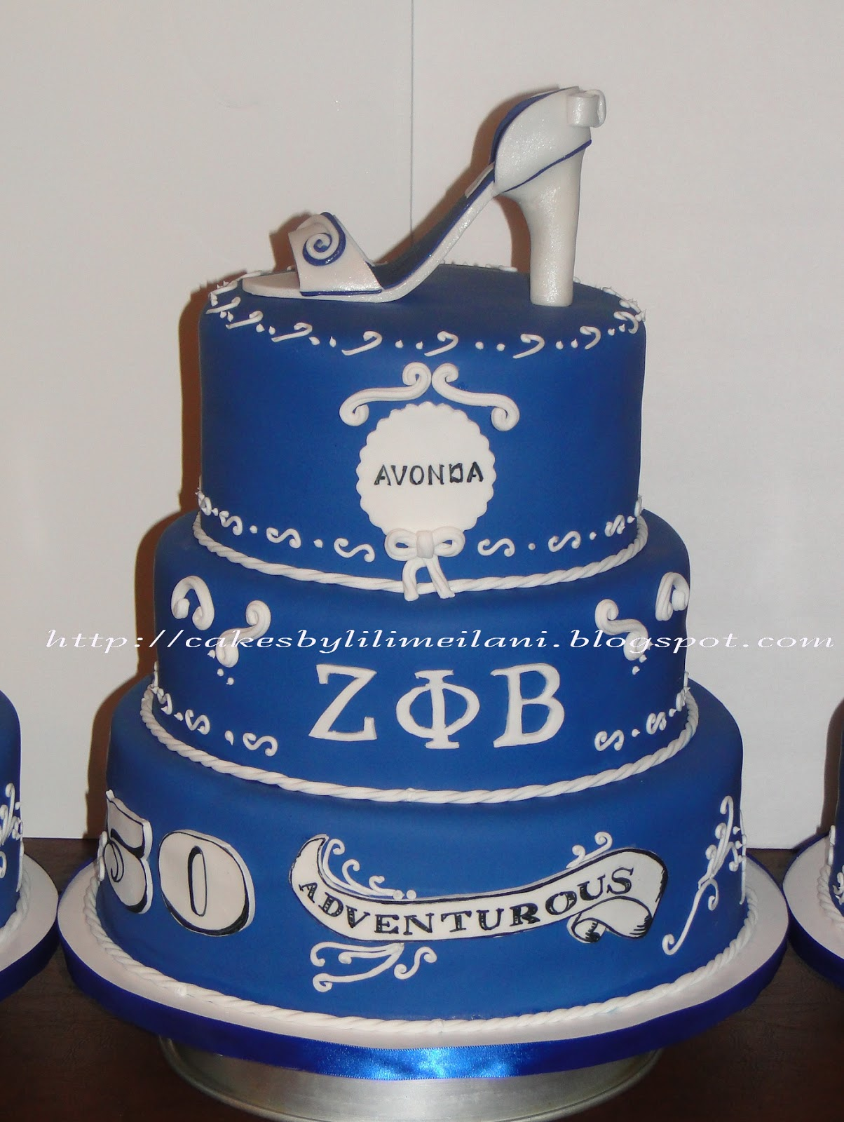 Fraternity Cakes