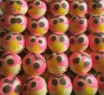 Apam polkadot/angry bird