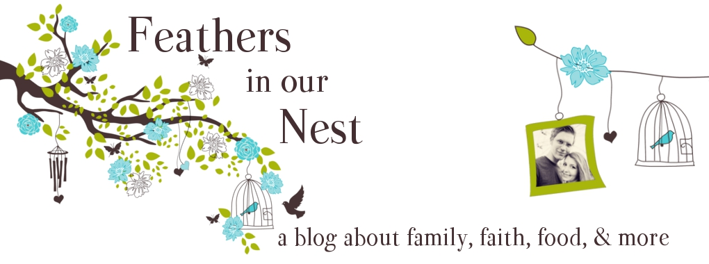 Feathers in Our Nest