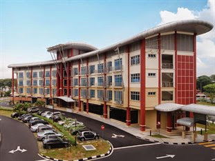 Harga Hotel di KLCC - Scholar's Inn - UTM Kuala Lumpur