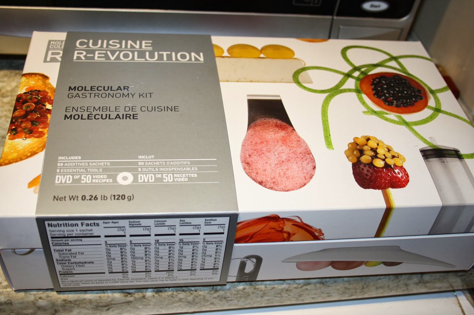 Caroline makes....: lakeland r evolution cuisine kit ...