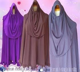 Jual Jilbab Panjang