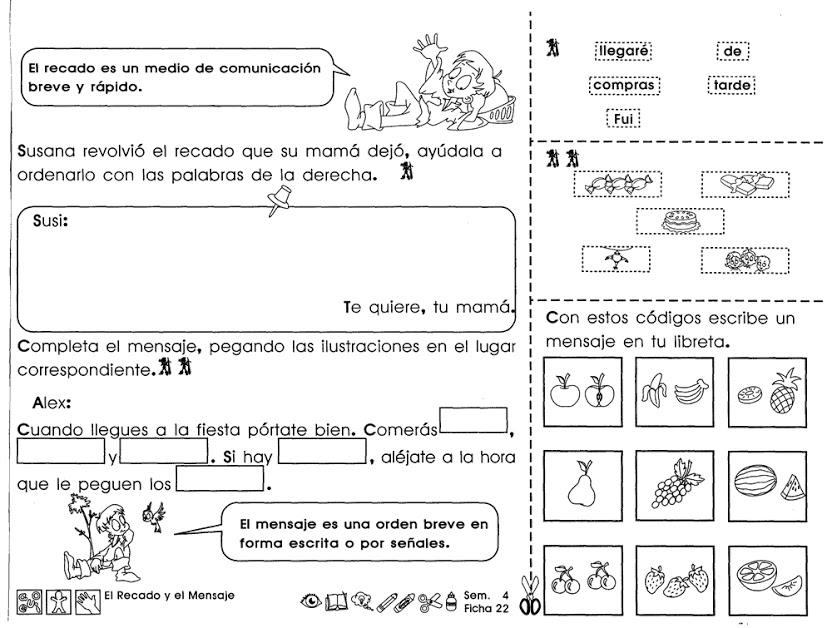 ejercicio de lengua com ar: