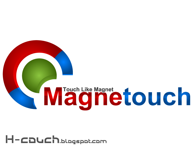 Download Magnet Touch Logo Free { Vector }