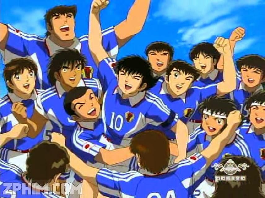 Ảnh trong phim Giấc Mơ Sân Cỏ - Captain Tsubasa 2