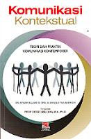 toko buku rahma: buku KOMUNIKASI KONTEKSTUAL, pengarang atwar bajari, penerbit rosda