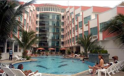 Hotel el marqu s directorio de hoteles hostales en - Hoteles en banos ecuador ...