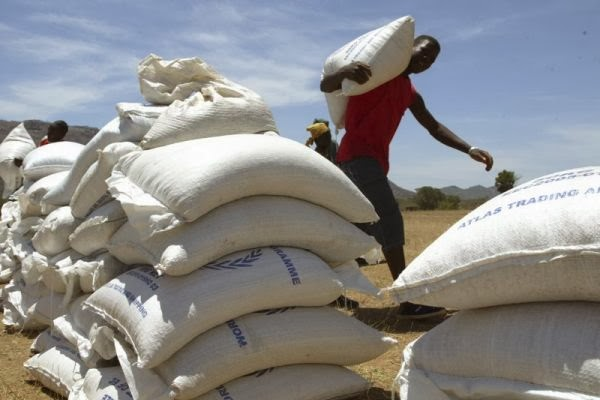 Zanu pf floods zaka ward 32 with agricultural inputs the for Mirror zimbabwe
