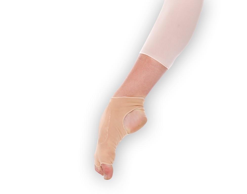 Implante silicone removível pés