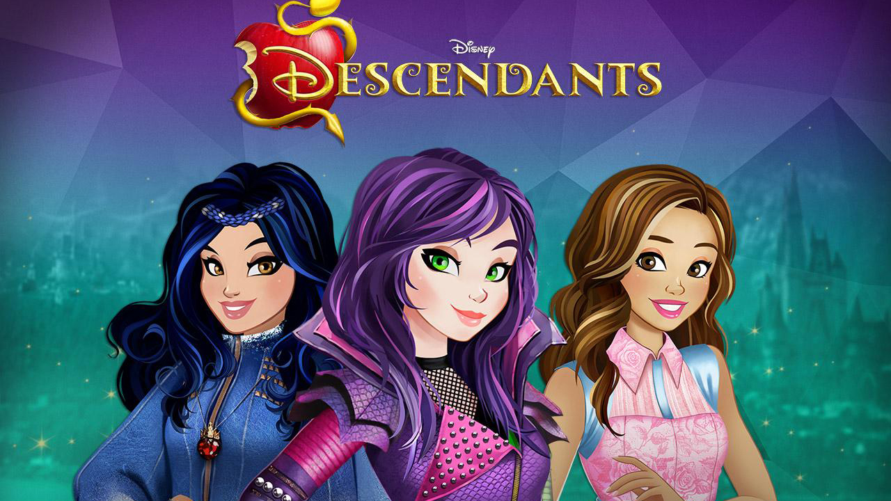 Disney Descendants Gameplay IOS / Android