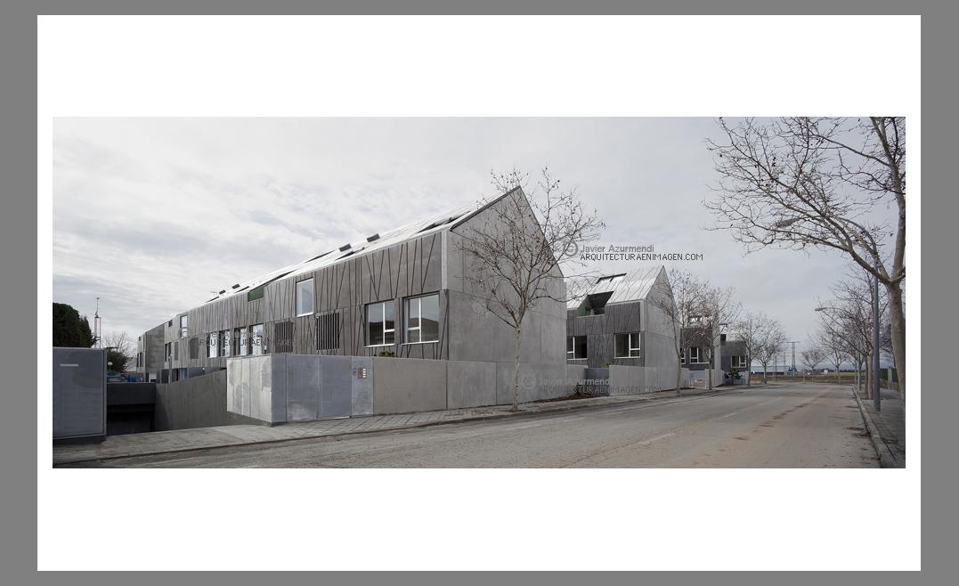 De arquitectura rojo fern ndez shaw arquitectos - Arquitectos ciudad real ...