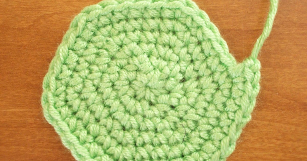 In Yarnia: Crochet Tip (Right side and wrong side)