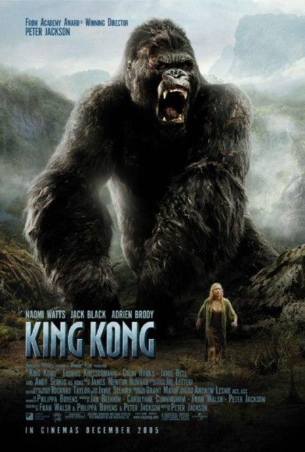 King Kong kostenlos anschauen