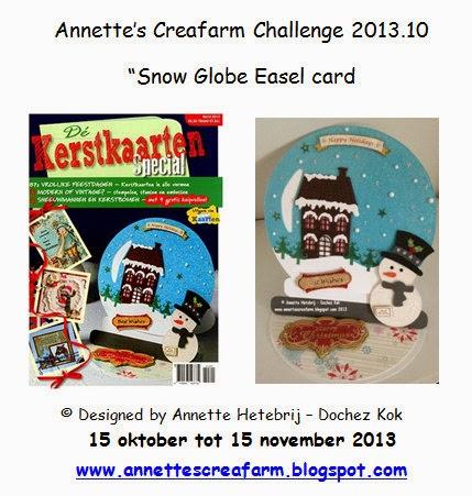 Annette's Creafarm Challenge 2013.10