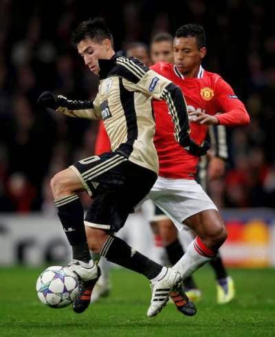 Spurs interested in Benfica winger