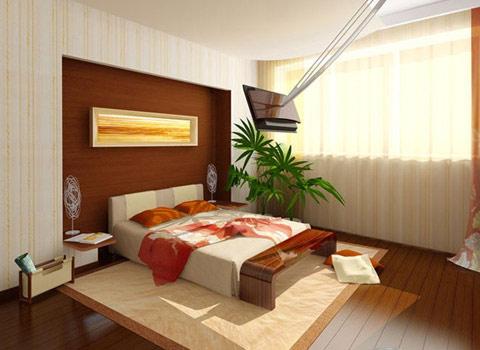 Phong thủy phòng ngủ 2