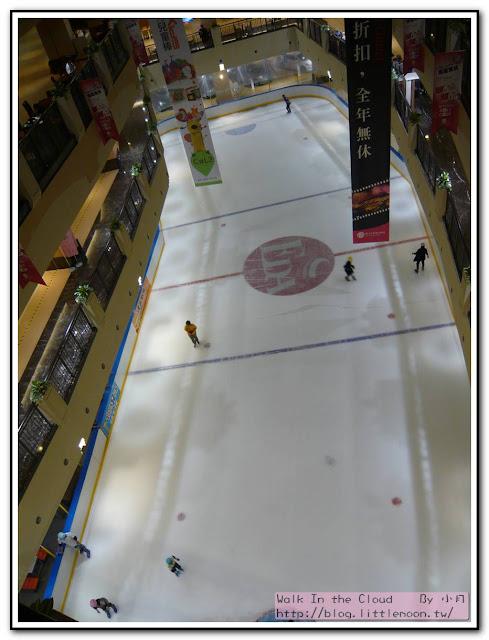 EDA溜冰場