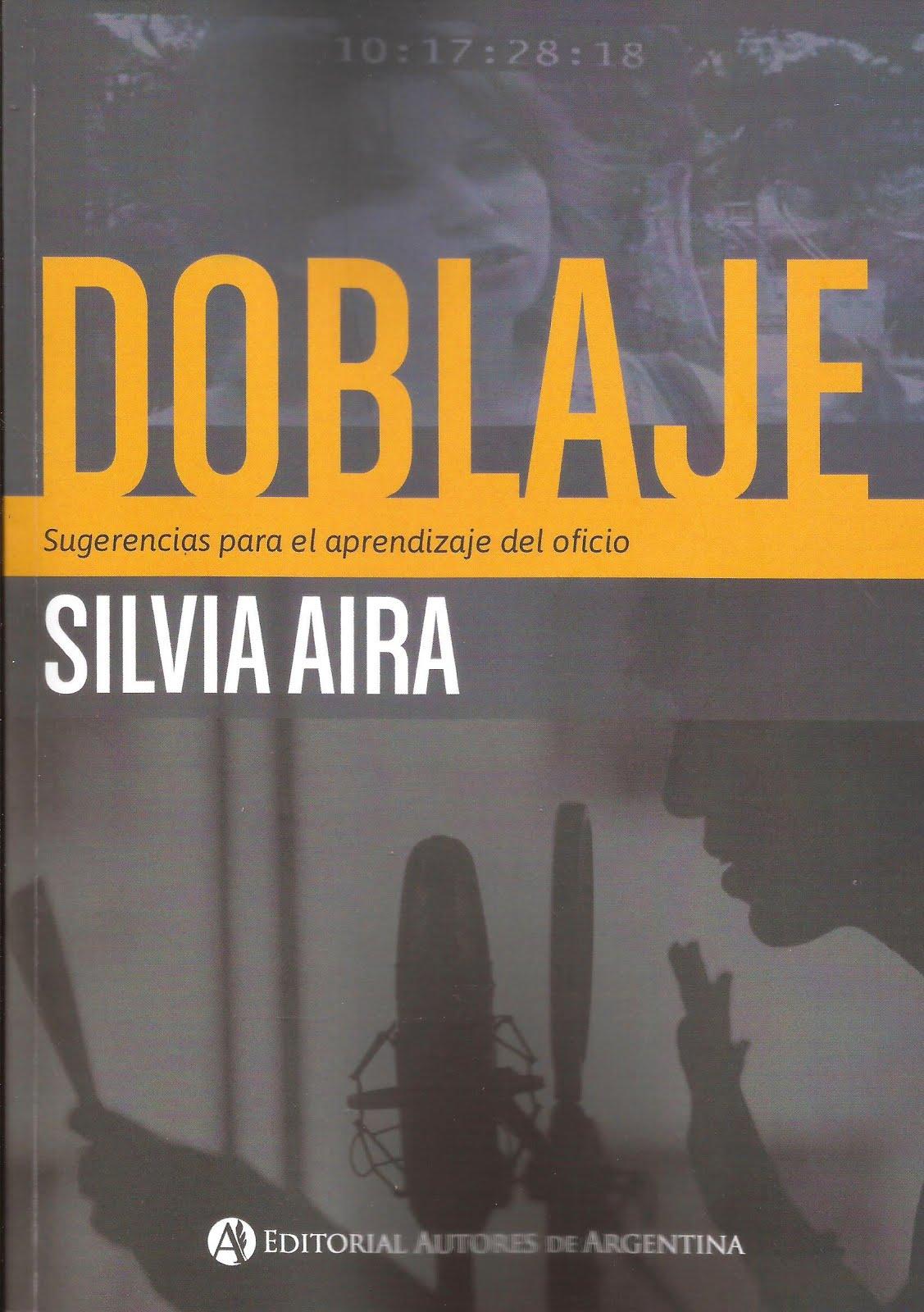 El primer libro sobre DOBLAJE de Latinoamérica