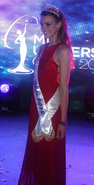 Miss Universe Chile 2012 Ana Luisa Konig