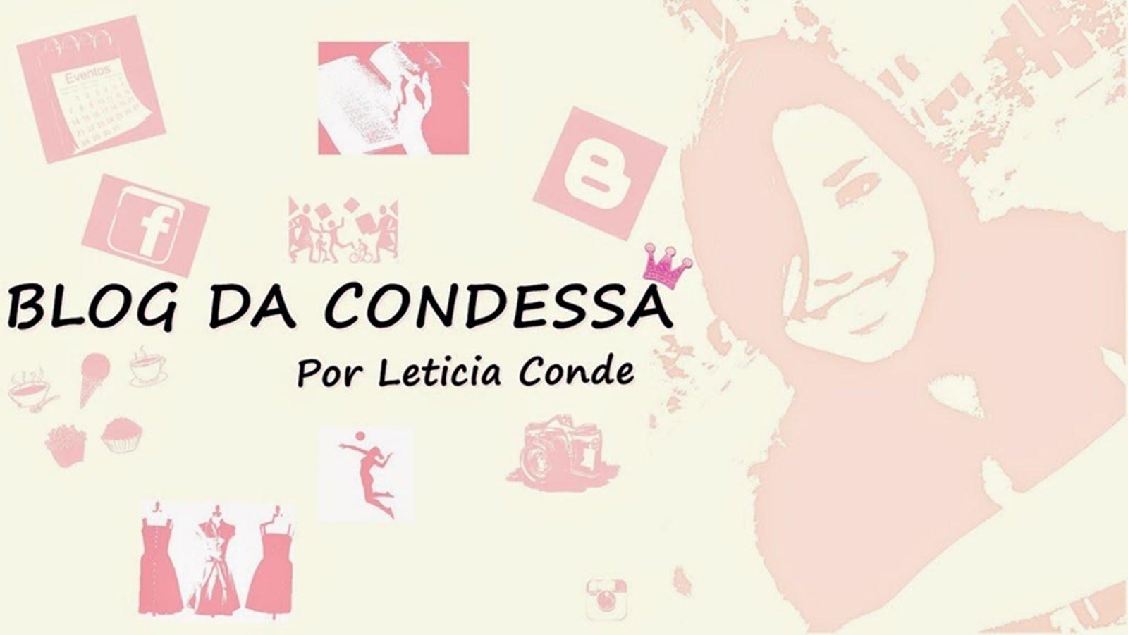 Blog da Condessa