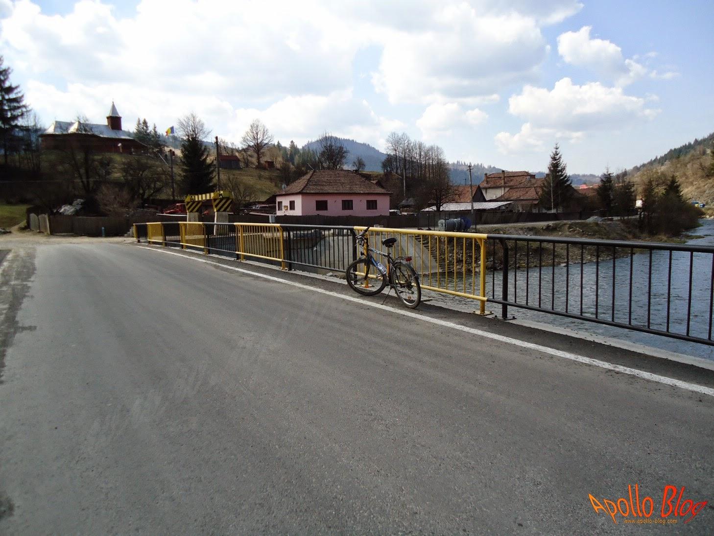 Pod peste Mures in Stanceni