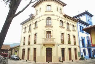 Grado, Casa del Rosal