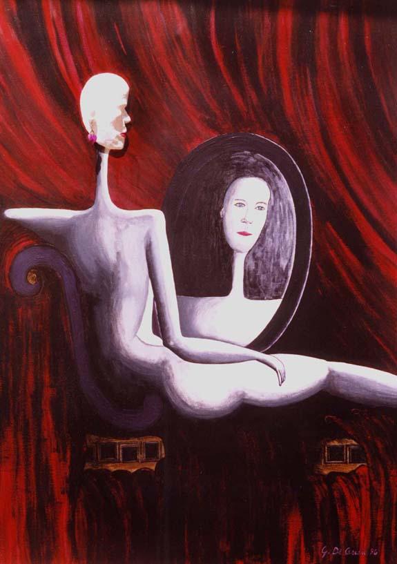 Anaconda anoressica aprile 2012 - Valeria allo specchio ...