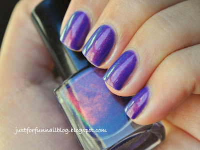 Multichrome November: Max Factor - Fantasy Fire
