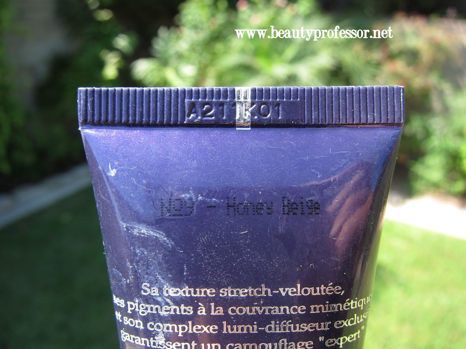 Beauty Professor August 2012 Lock It Good Boundation 7 Medium Beige Honey Is A Warm