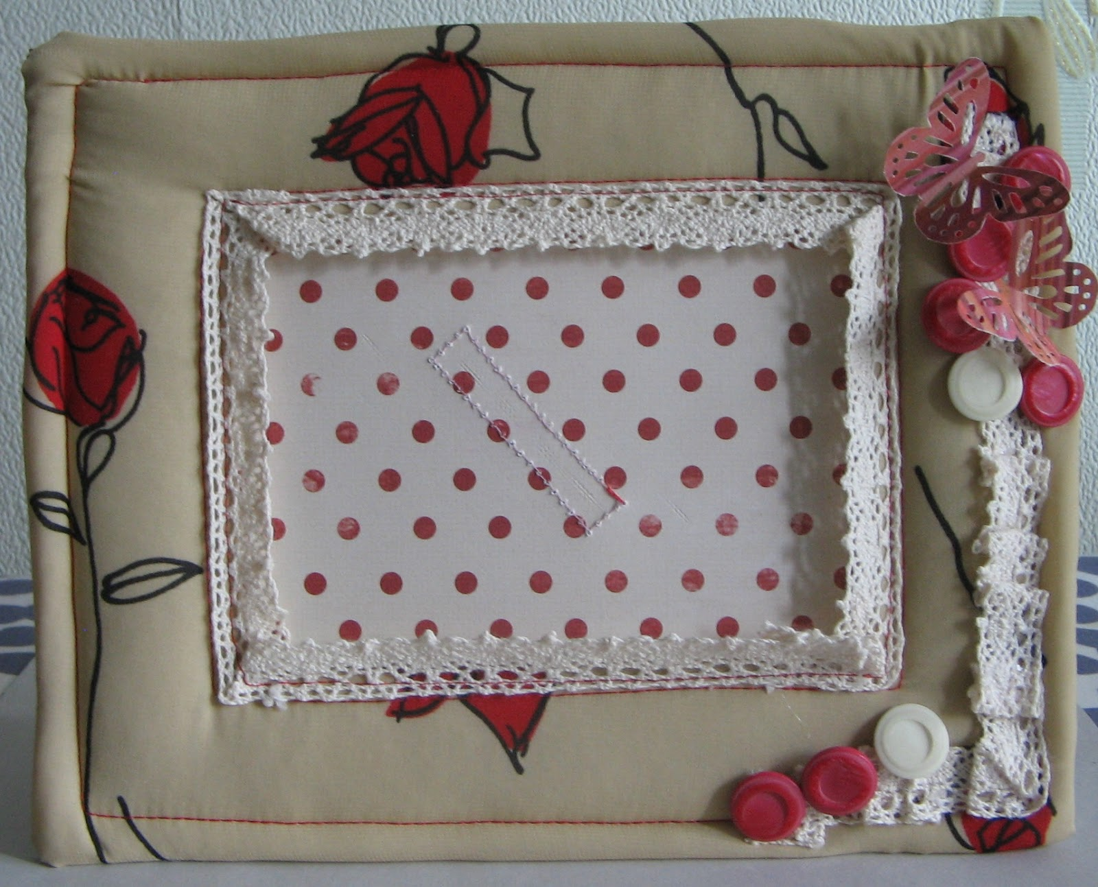 Подарок коллеге на свадьбу от коллектива по работе Красный 95