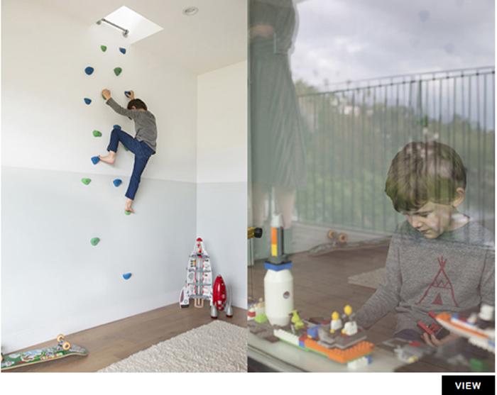 children friendly homes - LA - USA