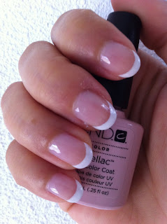 shellac clearly pink  BeautyTalkNL