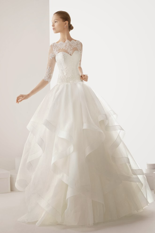 Wedding Dresses Winter 35 Perfect In their collection Ersa