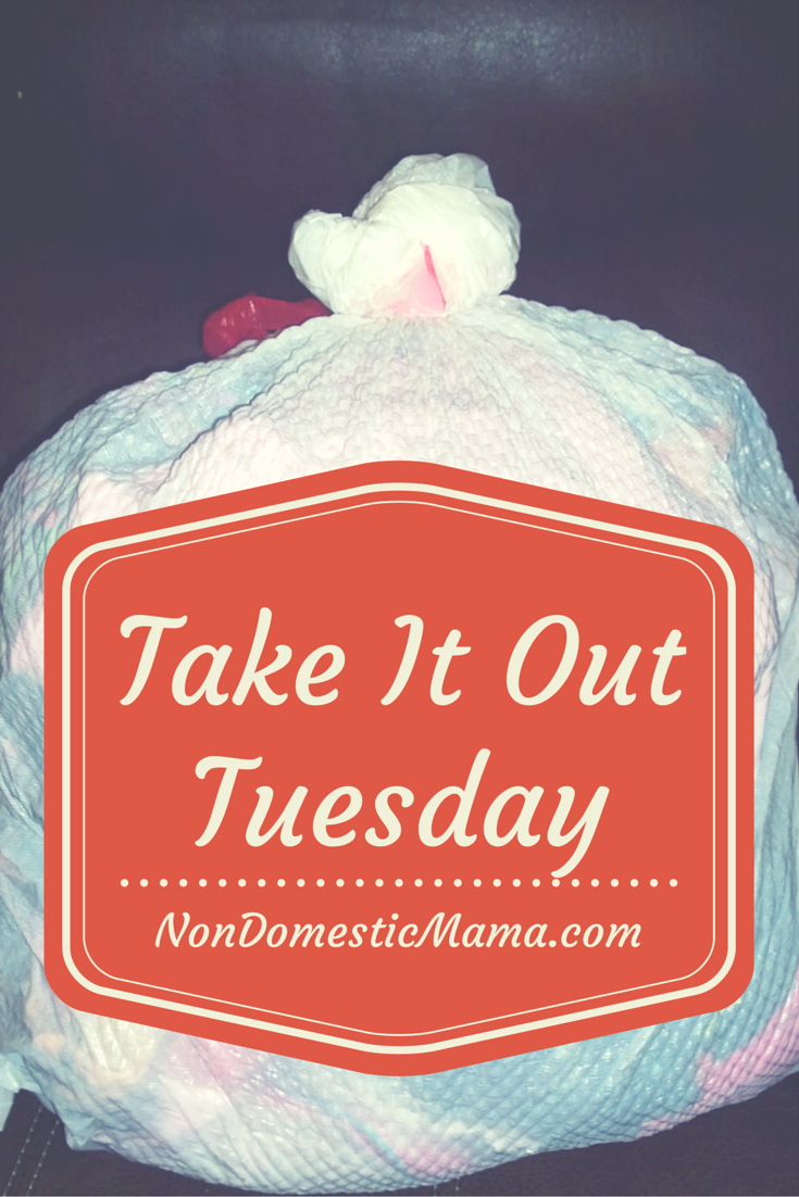 Take It Out Tuesday - Episode 2 #takeitouttues #dehoarding #linkup
