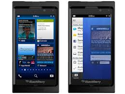 Blackberry Z10 with BB10 OS at MWC 2013