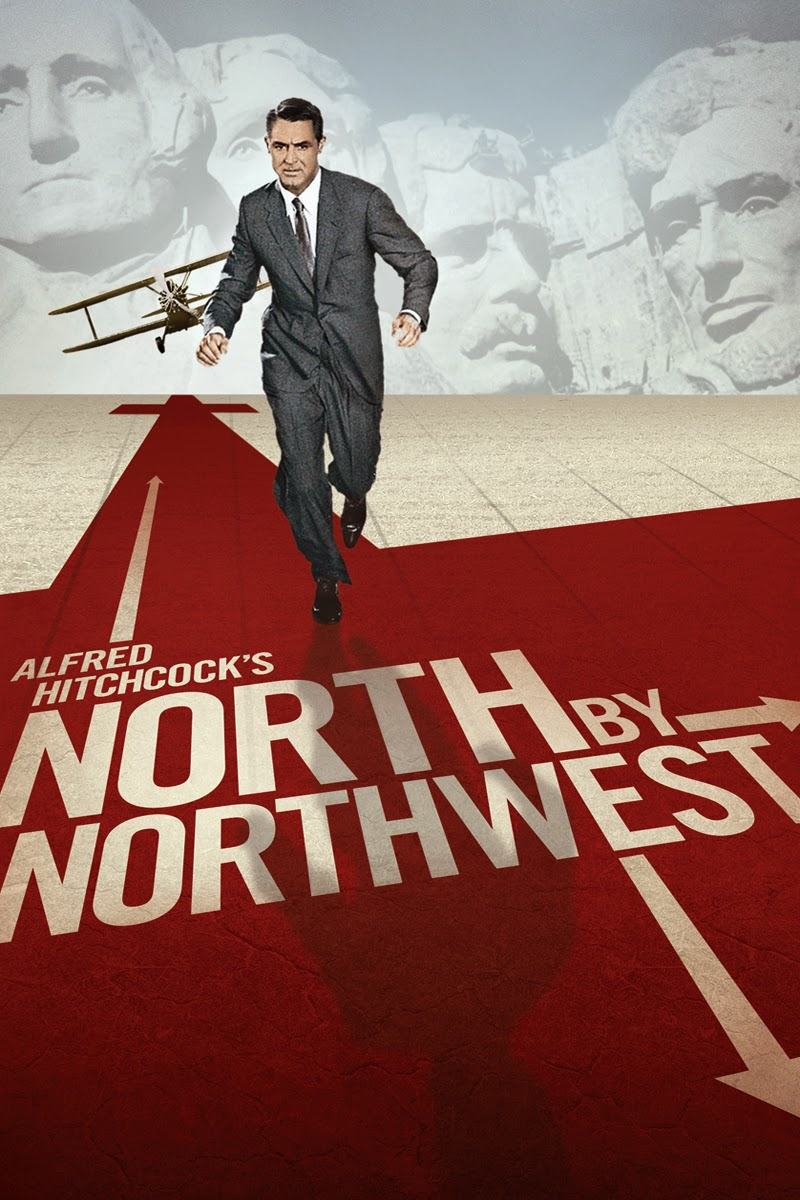 suspense in the film north by The film works because of the witty dialog mr lehman wrote this has to be one of the riskiest projects undertaken by mr hitchcock because of the sexiness eva kendall exudes throughout the film and the repartee between her and roger thornhill.