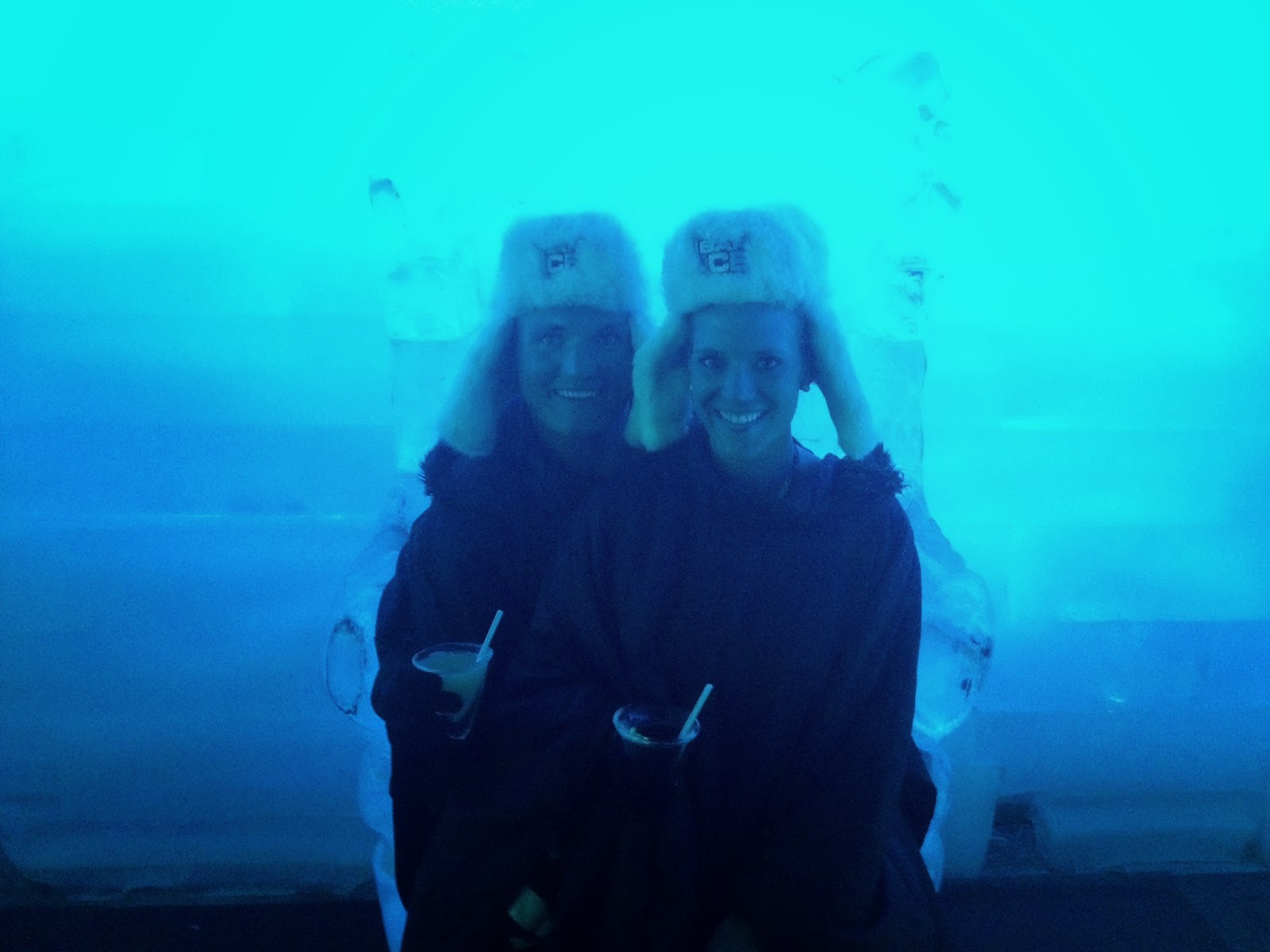 Ice Bar Koh Samui Thailand