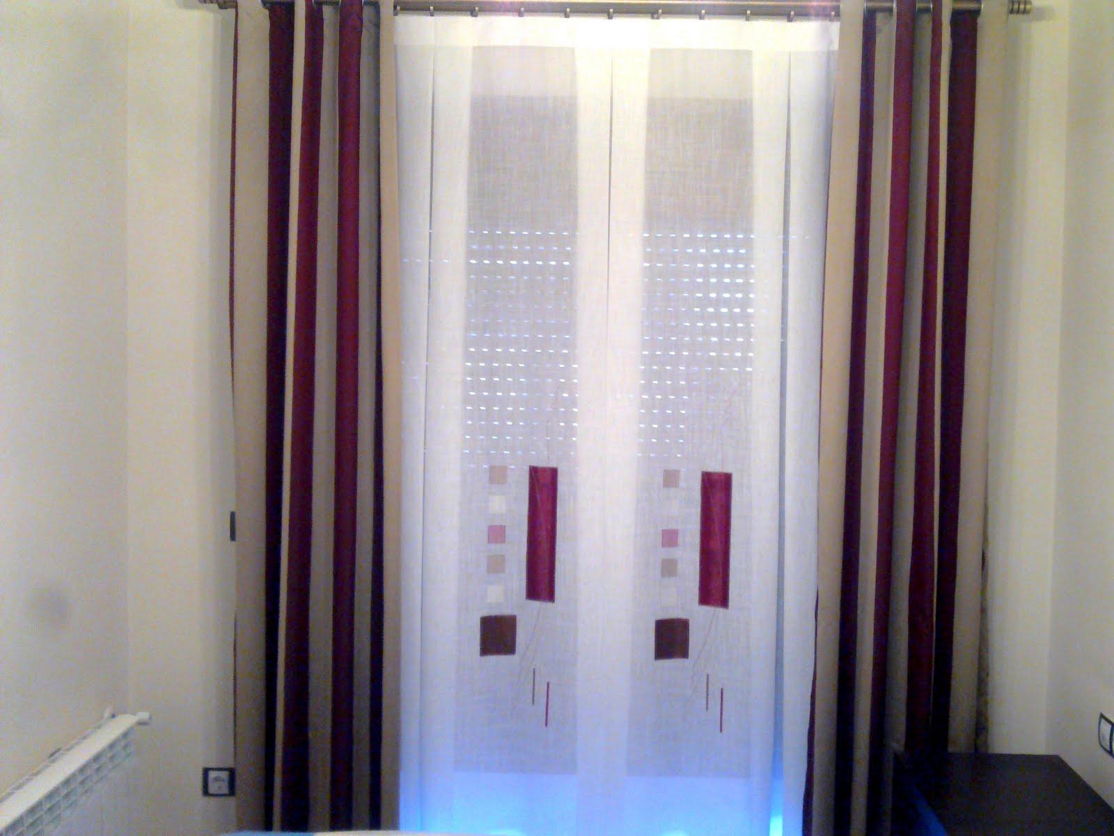 Cortinas para dormitorio matrimonial imagui - Cortinas modernas para dormitorios ...