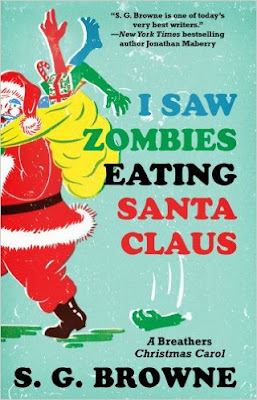 10 Chilling Christmas Horror e-Books for Kindle