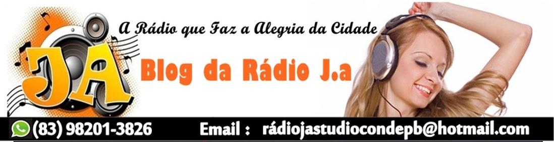 Blog da Rádio J.A