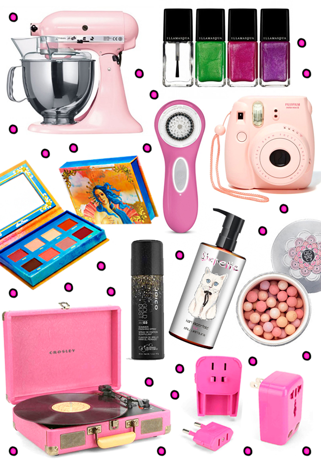 christmas 2014, gifs, the best gifts - Lovely Christmas Gift Ideas: Beauty & Gadgets ~ Sara Is In Love With...