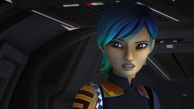 Even Sabine isn't sure about this episode.