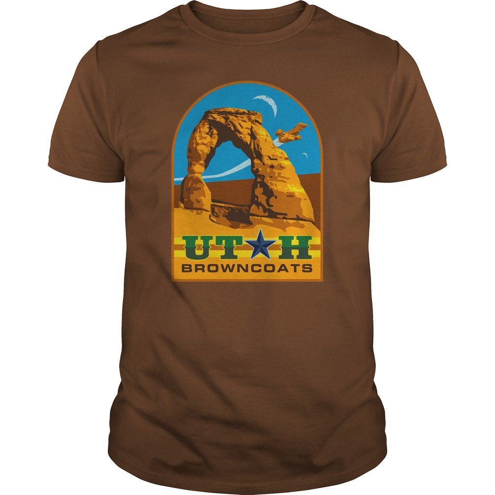 Utah Browncoats Arches Tees